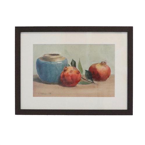 Pomegranates, 1898