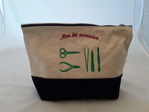Trousse Kit manicure