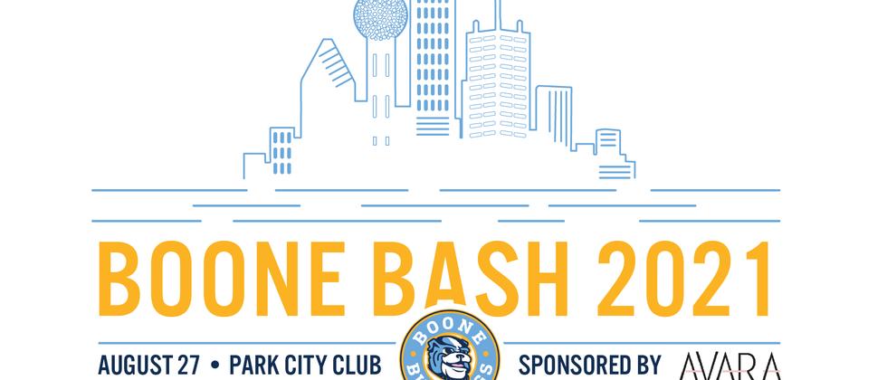 Boone Bash 2021