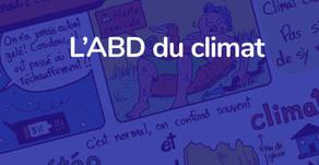 L'ABD du Climat, une BD pour se coucher moins niaiseux !
