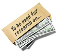What is the impact on the decision-making for charities and researchers?