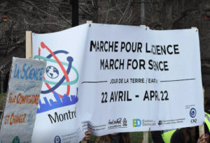 Pascale Lehoux – À propos de La marche pour la science