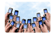 Cell phones are used by all age groups, cultures and socio-economic backgrounds