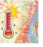 Micro-ilôts de chaleurs urbains