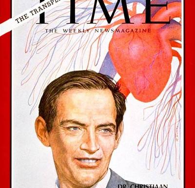 Il y a 50 ans, la 1ère greffe de cœur