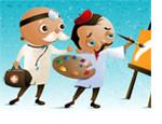 Des initiatives à l'intersection des arts et de la santé