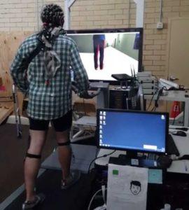 Un avatar pour réapprendre à marcher