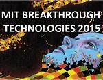 Trois innovations en santé dans le top 10 du MIT Breakthrough Technologies