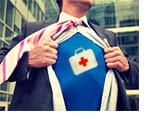 Corporate philanthropy in health
