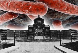 Au temps de la « peste blanche » à l'Hôpital du Sacré-Coeur de Montréal