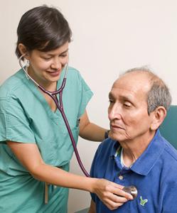 female-doctor-examining