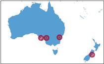 HTA in Pacific region