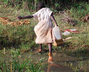 Comment remédier à la pénurie d'eau potable?