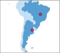HTA in South America