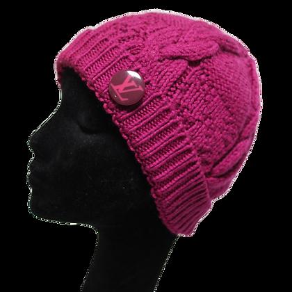 Louis Vuitton Mütze Pink