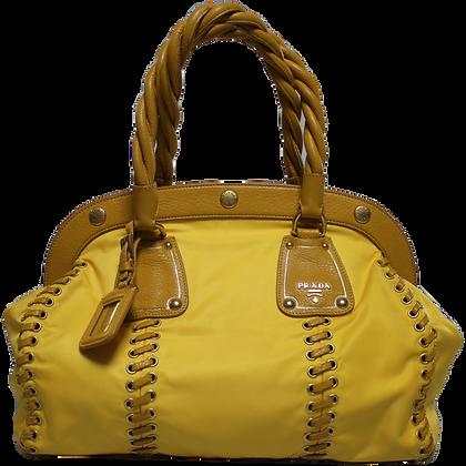 Prada Tasche Gelb
