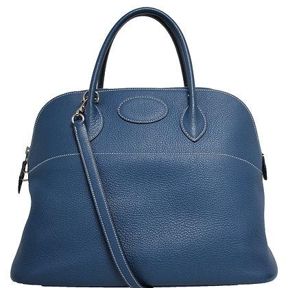 Hermès Bolide 31 Bleu de Malte