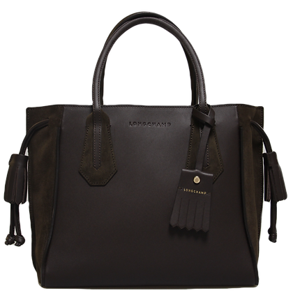 Longchamp Penelope Braun