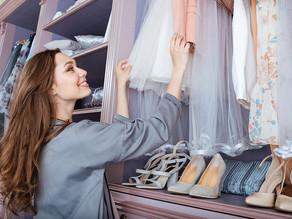 """5 einfache Schritte für einen """"Closet Clearout"""""""