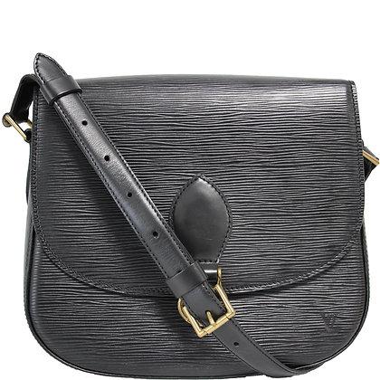 Louis Vuitton Saint Cloud Schwarz