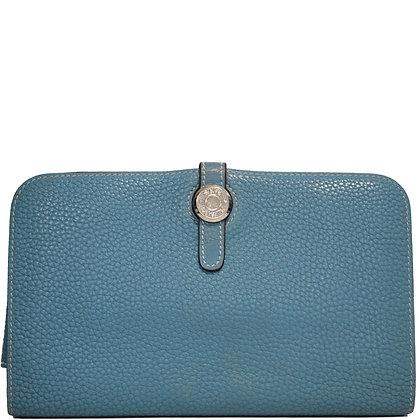 Hermès Dogon Bleu Jean