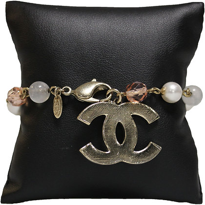 Chanel Armband Rosa