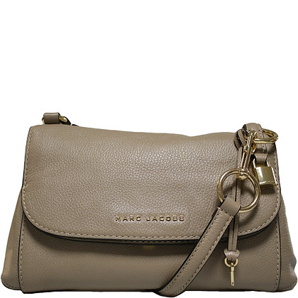Marc Jacobs Umhängetasche Taupe