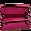 Thumbnail: Coach Portemonnaie Pink