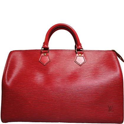 Louis Vuitton Speedy 35 Rot