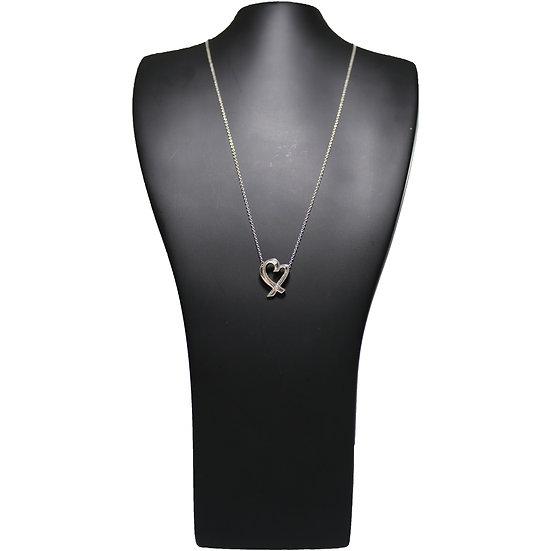 Tiffany & Co Loving Heart Kette