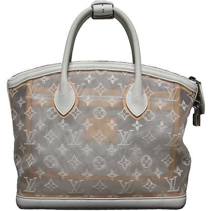 Louis Vuitton Lockit Transparence