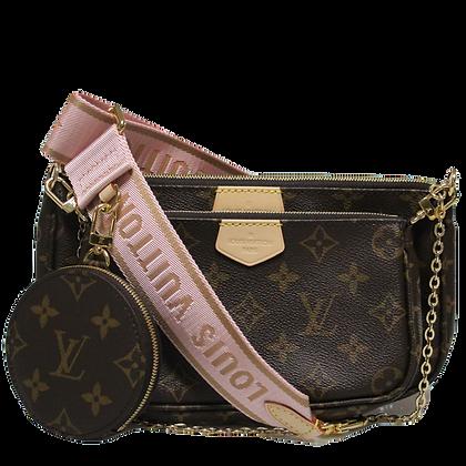 Louis Vuitton Multi-Pochette Rosa
