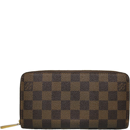 Louis Vuitton Zippy Damier Ebène