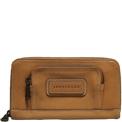 Longchamp Portemonnaie Braun