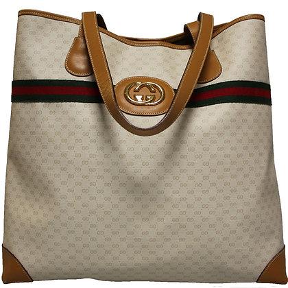 Gucci Shopper GG Beige