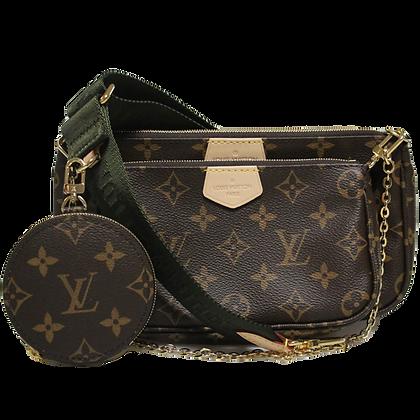 Louis Vuitton Multi-pochette Khaki