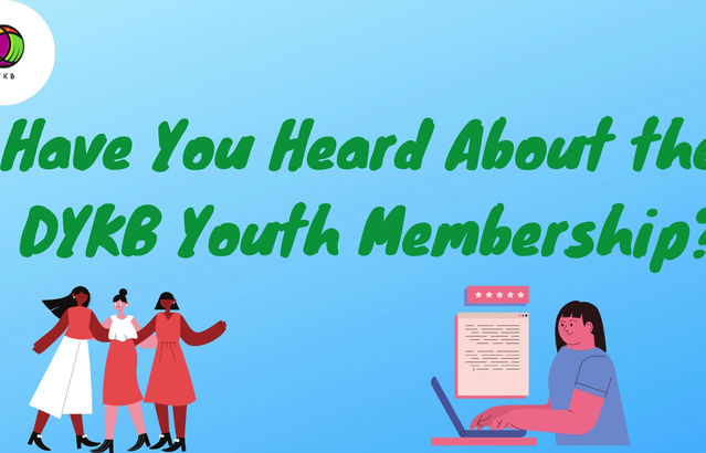 Youth Membership Benefits!