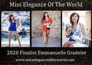Emmanuelle Gradelet