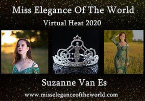 To vote for Suzanne Van Es click the link below