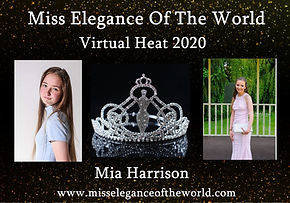 To vote for Mia Harrison click the link below