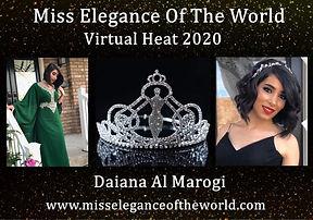 To vote for Daina Al Marogi click the link below