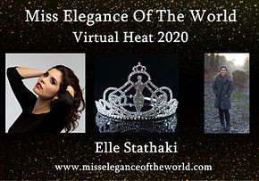 To vote for Elle Stathaki click the link below