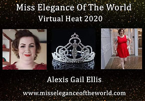 To vote for Alexis Gail Ellis Board click the link below
