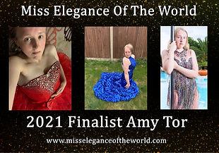 Amy Tor 2021 Finalist