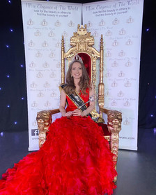 1st Official photo of our UK 2021 Queen