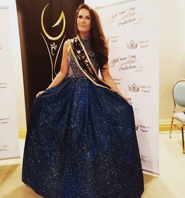 Our Amazing Queen Dani Masterson really enjoyed the Miss Global United States Fashion Show in aid of Polka Dogs