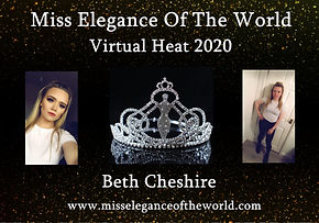To vote for Beth Cheshire click the link below