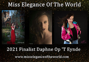 Daphne Op 'T Eynde Finalist