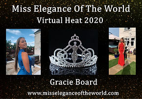 To vote for Gracie Board click the link below