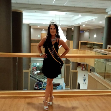 Ready for opening number Miss Global United States Grand Finals 2019